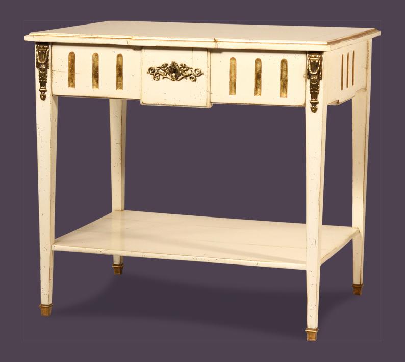 Table d 39 appoint blandine 415 atelier de brou - Table d appoint fly ...