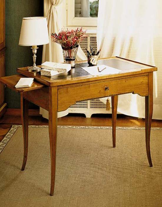 table crire emma 406 atelier de brou. Black Bedroom Furniture Sets. Home Design Ideas