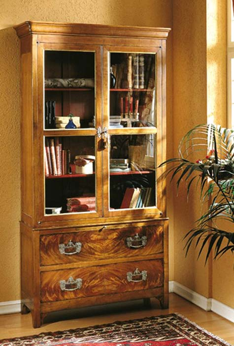 biblioth que anglaise 801 atelier de brou. Black Bedroom Furniture Sets. Home Design Ideas