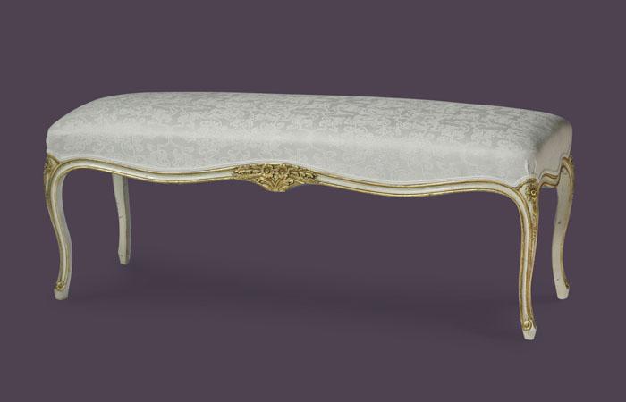 bout de lit mathilde 288 atelier de brou. Black Bedroom Furniture Sets. Home Design Ideas